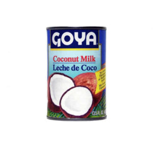 leche de coco goya cremosa y natural